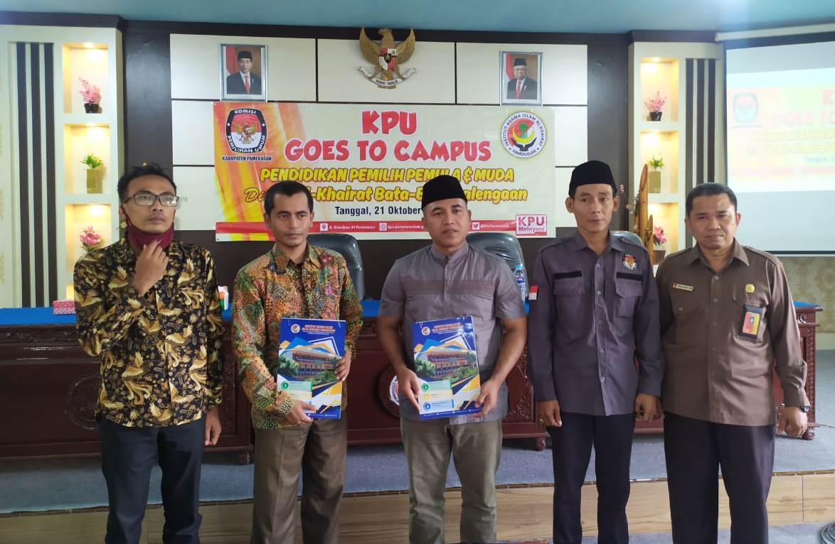 MoU di Sela Giat KPU Goes to Campus